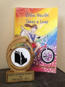 Award for Billie Neville Takes a Leap